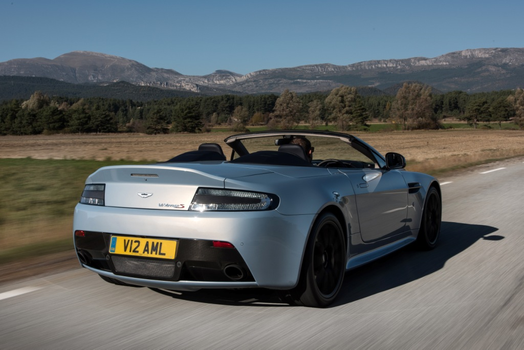 Performance Car Guide Editor Mike Lee Drives The Astonishing Aston